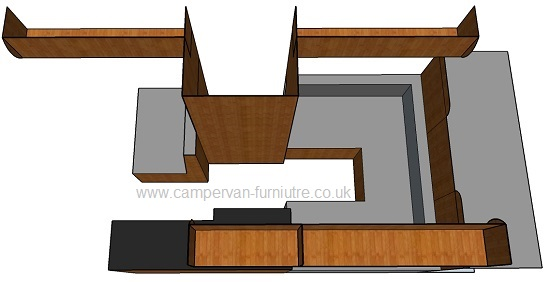 Campervan Furniture Ltd Layout Guide