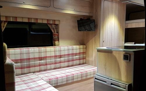 Campervan Furniture Ltd Layout Guide